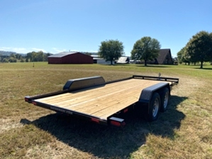 Car Hauler 18ft