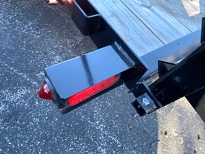Car Hauler 16ft With Stand Up Ramps By Gator
