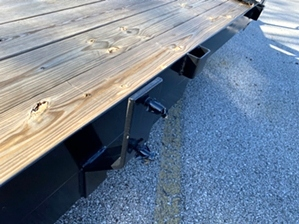 Car Hauler 20ft With Stand Up Ramps By Gator