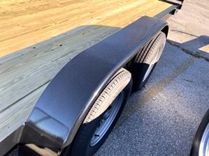 Car Hauler 16ft Value Series By Gator