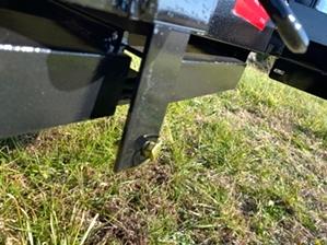 Car Hauler Gator 20ft 7,000 GVWR