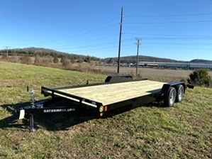 Car Hauler Gator 20ft 7,000 GVWR Car Hauler Gator 20ft 7,000 GVWR. Extra long 20ft length and 4 wheel breaks.
