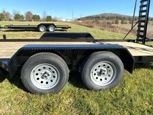 Car Hauler Gatormade 20ft with 7k GVWR