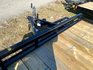 Car Hauler 20ft With Heavy Duty Ramps