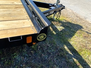 Car Hauler 18ft With Dovetail