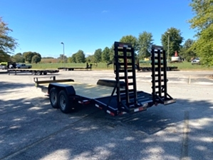 Car Hauler Equipment Trailer Car Hauler Equipment Trailer. Stand up ramps