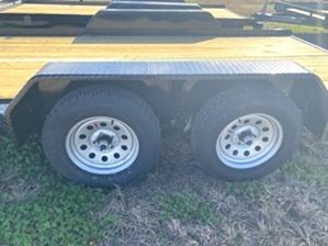 Car Hauler with Dovetail Car Hauler with Dovetail. Slide under ramps 7k car hauler